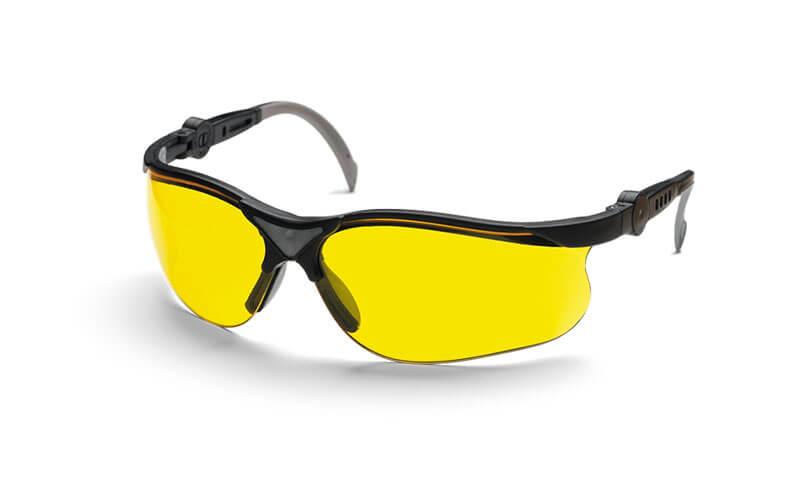 Protective Glasses - Yellow X